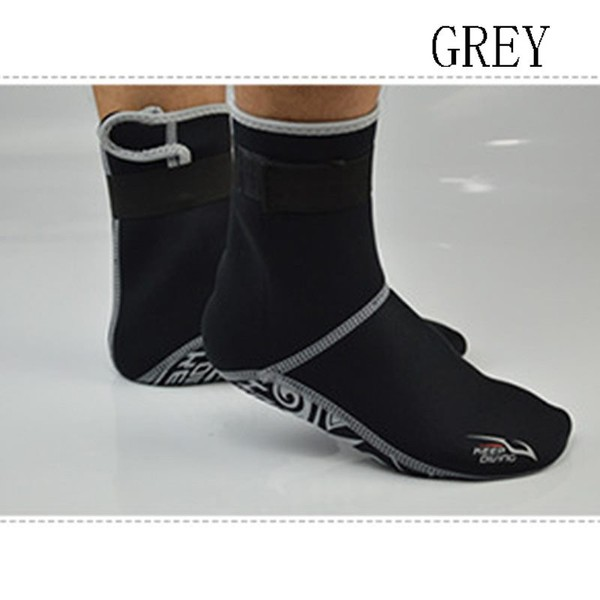 b00f3a272108f 3mm Neoprene Swim Fins Snorkeling Shoes Scuba Diving Socks Beach Boots Non- slip | Trade Me