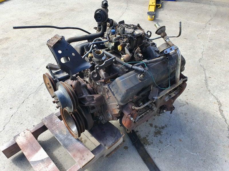 305 Chevy Rebuilder Engine   Trade Me