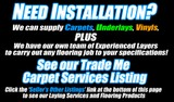 CARPET LAYING & FLOORING SERVICES