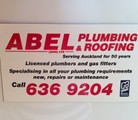 PLUMBER / GASFITTER & ROOFING