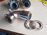 Marine exhaust manufacture and repair