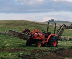 Trencher Hire