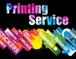 PRINTING SERVICE: T-Shirt | Sign | Business Cards