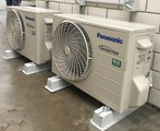ELECTRICAL & AIR CONDITIONING (heat pumps)