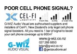 CELL PHONE SIGNAL BOOSTER and much more
