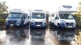 UK and European Motorhome Importers