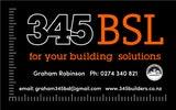 345bsl Licenced builders
