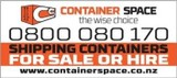 Shipping Containers in Auckland for Sale and hire