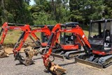 Digger Truck and Operator Hire