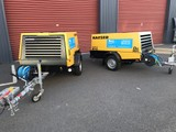 COMPRESSED AIR, ONSITE GAS SALES SERVICE AND HIRE