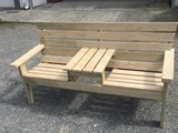 Garden Furniture, BBQ tables, seats,planter boxes