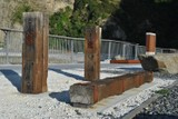Architectural Design Beams & rustic hardwoods