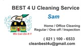Home Cleaning Services| Regular,one off/Inspection