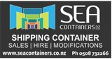 Container Sales & Hire - Auckland - 0508 732 266