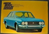 Fiat 124 BC Coupe