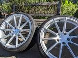 Vertini BMW Mag wheels 19 inch.
