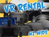 Oculus Quest 2 / Valve Index / HTC Vive VR Rental