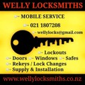 Your friendly mobile Locksmiths. We come to you.