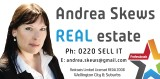 WELLINGTON REAL ESTATE - ANDREA SKEWS