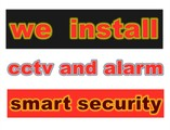 Smart Alarm and CCTV products and installation