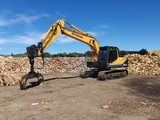 Forestry/Civil Excavator and Machinery Dry Hire