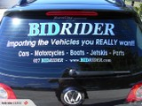 BIDRIDER - Motorcycle Importer - Deliveries!