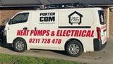 Heat pumps / Air conditioning /Ventilation