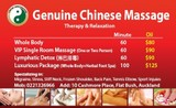$80 one hour Full Body Massage Therapy& Relaxation