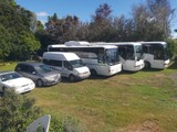 Airport Shuttles and Tour Coaches