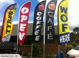 FLAGS - Big range of styles stock and custom flags