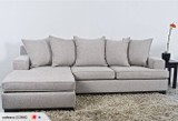 NEW 3.5 SEATER SOFA WITH CHAISE *NZ MADE*