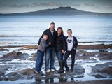 Creating your family portrait: simply priceless
