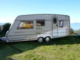 caravan short and long term rental
