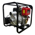 "WATER PUMP - DEK 3"" 80mm DIESEL Sewerage Flood Pump"