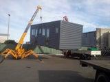 Truck Crane & Spider Crawler Crane Hire