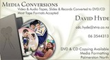 Tape to DVD Conversion (Preserve your Memories)