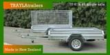 Trailers for sale - NZ Made TRAYLA trailers
