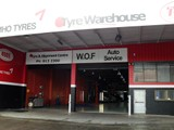 Tyres , WOF and Auto Service