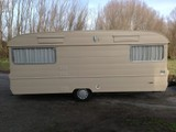 Caravan for hire, free delivery in September
