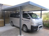 A Carport & Canopy Builder - We can custom build!