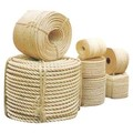 SISAL NATURAL FIBRE ROPE 6 MM 60 METER SPECIAL $22