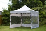 Easy Pop-up Gazebo Hiring - BLACKHAWK GAZEBO