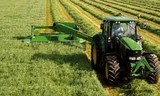 Mulching and Conventional Hay baling