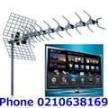 FREEVIEW TV AERIAL INSTALLATION AND MORE
