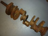 Big Block ford 429 crankshaft