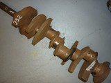 Big Block ford FE 352 crankshaft
