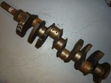 Big Block ford FE 332 crankshaft