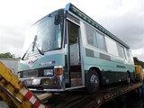 HINO RAINBOW BUS - DISMANTLING FOR PARTS