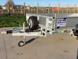 Ifor Williams Tandem Axle Dropside Trailer LM105