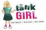 WATER TANKS - THE TANKGIRL - RAIN HARVESTING